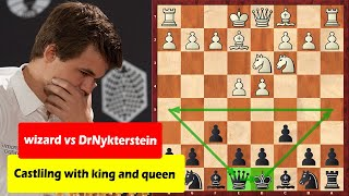 Hahaha! This Is Magnus Carlsen's Newly Developed Opening And It's Epic