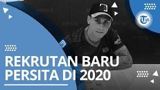 Profil Mateo Bustos - Pemain Persita Tangerang dari La Abiceleste