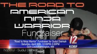 "Gym Lou's Sudul Z. Diahkah ""Road to Ninja Warrior"" Four Corners Feature"