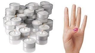 4 Amazing Diwali Diya Decoration Ideas | Candle Decoration | Crafts Junction