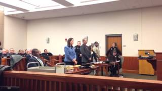 Watch: Lawyer, judge get into heated exchange over man accused of shooting at cop.