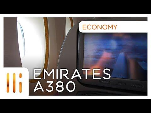 Emirates A380! Economy Flight Review – MEL to AKL