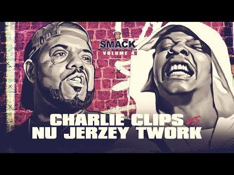 Charlie Clips Vs Nu Jerzey Twork Rap Battle Urltv