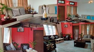 Indian Home Tour Of Manash And Pardita/Home Tour/beautiful Life By Moonmi