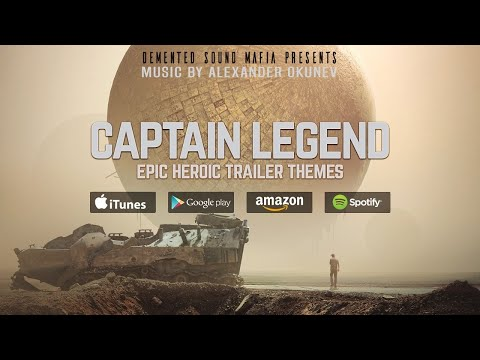 Best of Album | Captain Legend (2017) - Songs To Your Eyes | Action Heroic