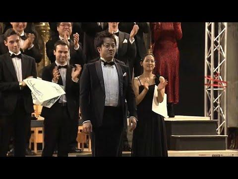 Ιάπωνας ο νικητής του φετινού Διεθνούς Διαγωνσμού Σαξοφώνου…