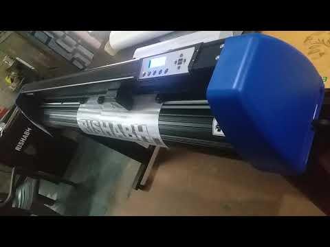 Rishabh Gold Cut Sticker Cutting Plotter
