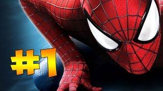 Прохождения The Amazing Spider Man 2 Часть.1 Убийца Дяди Бена. [Rus HD]