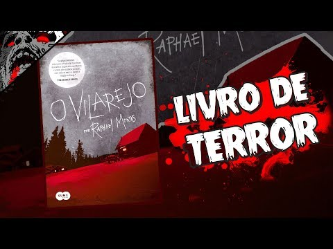 Livro O VILAREJO de RAPHAEL MONTES | Resenha, Livro de Terror
