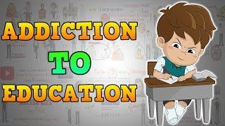Addiction To Education - Sandeep Maheshwari Motivational Video Summary in ENGLISH