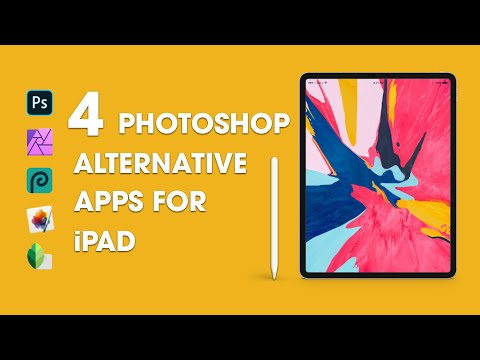 Photoshop alternatives for iPad - One might SURPRISE you!