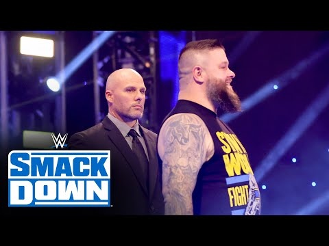 Pearce declares Owens will challenge Reigns at Royal Rumble: SmackDown, Jan 15, 2021