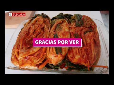 Como hacer Kimchi?- Sazón de Corea