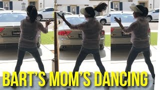 Off The Record: Bart's Mom's Dancing & Gina's Dad Fighting ft. DavidSoComedy & Gina Darling