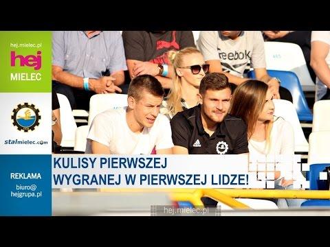 WIDEO: Stal Mielec - Znicz Pruszków 3-1 [KULISY, FRAGMENTY]