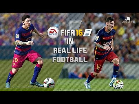 FIFA 16 Skills & Tricks  in Real Football HD - Soccerhihi 100
