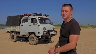 УАЗ Фермер от внедорожной мастерской Экстрим-Клуб Нижний Новгород