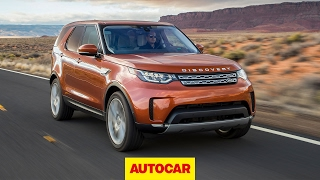 Land Rover Discovery review | Land Rover