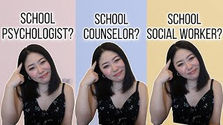 School Psychologist, School Counselor, And School Social Worker | Whats The Difference?