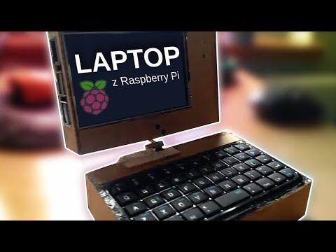 Jak zrobiłem swojego laptopa z Raspberry Pi