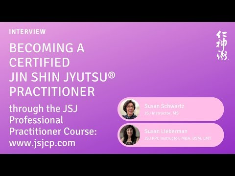 Becoming a Certified JSJ Practitioner - a FAQ interview with Susan ...