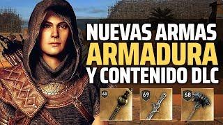 Assassin's Creed Odyssey   DLC LEGADO DE LA PRIMERA HOJA   NUEVAS ARMAS, ARMADURA Y TROFEOS