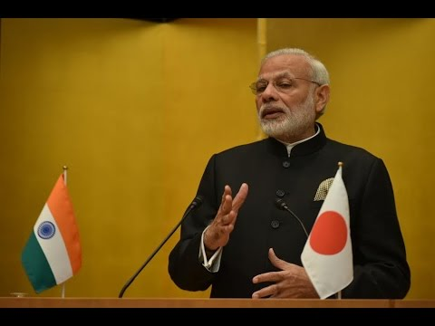 PM Modi's speeech at CII-Keidanren Business Luncheon in Tokyo, Japan