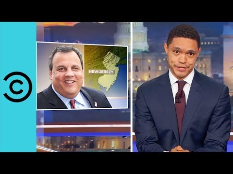 Karma Politics! Goodbye Chris Christie   The Daily Show