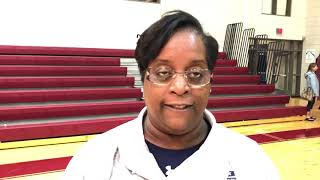 Volleyball Post-Game | Galloway | Head Coach Sharon Burnette | 10-10-18