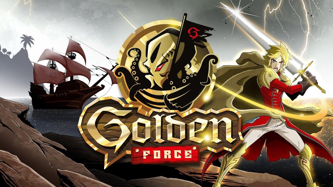Golden Force - Nintendo Switch Trailer