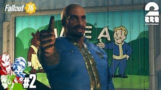 #2【FPS】弟者,兄者,おついちの「Fallout 76(フォールアウト76)」【2BRO.】