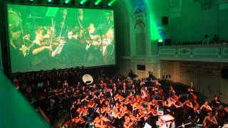 Harry Gregson-Williams & John Powell - Shrek (Varese Sarabande Concert, Poznan 2013)