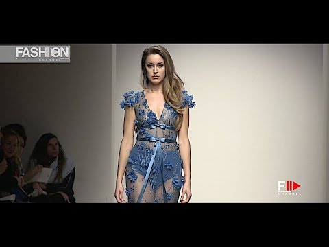 DANIELA DANESI International Couture ALTAROMA Spring 2019 Rome - Fashion Channe