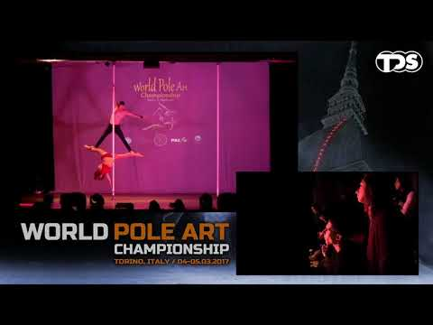 World Pole Art 2017 - Cathy et Mathieu - Semi pro