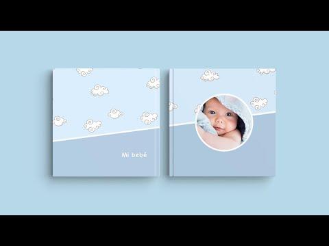 """Inspiración para la portada de su álbum digital: """"Mi bebé"""""""