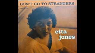 Etta Jones FINE AND  MELLOW with lyrics