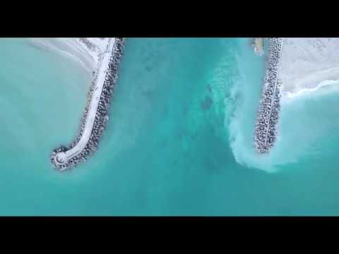 Jupiter Inlet Florida Blue Water Paradise