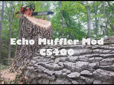 Download How To Stihl Ms290 Chainsaw Muffler Mod Carb Tuning Amp