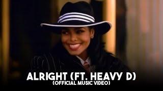 Janet Jackson - Alright (feat. Heavy D)