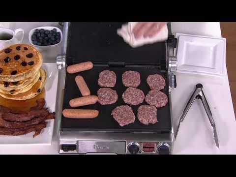 , Breville BGR820XL Smart Grill