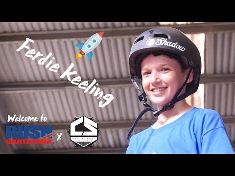 Ferdie Keeling | Welcome to Rush Skate Park and Crisp Scooters Flow