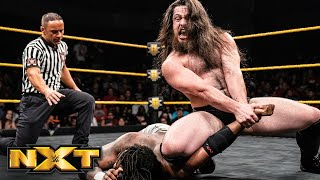 Isaiah Scott vs. Cameron Grimes – NXT Breakout Tournament First-Round Match: WWE NXT, July 3, 2019