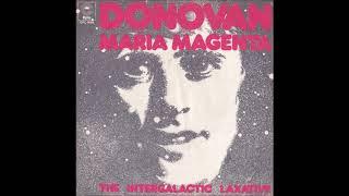 DONOVAN - MARIA MAGENTA (aus dem Jahr 1973)