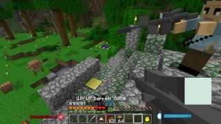 Minecraft MindCrack FTB S2 - Episode 10: Thaumcraft Base
