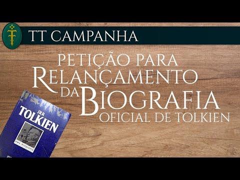 #CampanhaTT - Petição para relançamento da biografia oficial de Tolkien