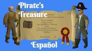 [OSRS] Pirates Treasure Quest (Español)
