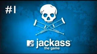 Jugando Jackass The Game PSP (Parte 1): Desde Hace Un Año...