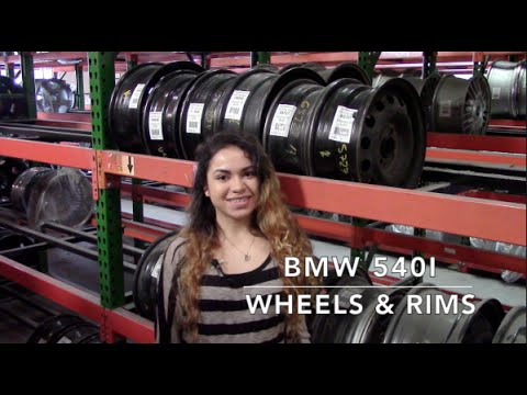 Factory Original BMW 540i Wheels & BMW 540i Rims – OriginalWheels.com