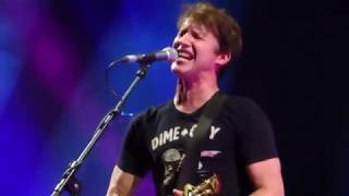 James Blunt - Postcards live Leipzig Arena 19.10.2017