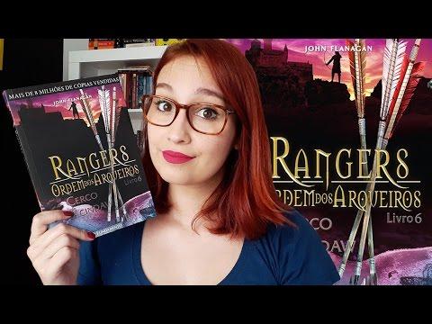 Rangers #6 - Cerco a Macindaw (John Flanagan) | VEDA #12 | Resenhando Sonhos